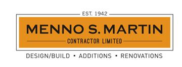Menno S. Martin Contractor Limited